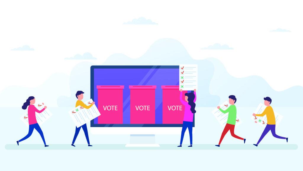 Le vote à distance en AG est possible depuis la loi ELAN