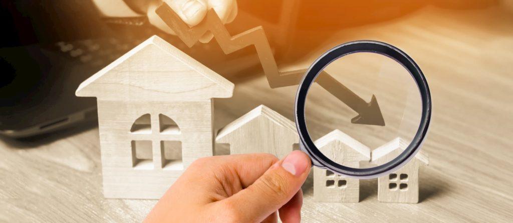 La baisse de prix de l'immobilier compensera-t-elle celle des revenus ?