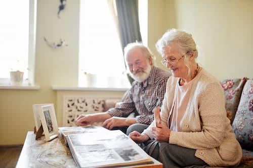 La majorité des Français souhaitent vieillir à domicile.