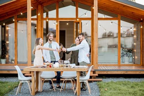 L'état du logement et son extérieur vont largement influencer sa valeur.